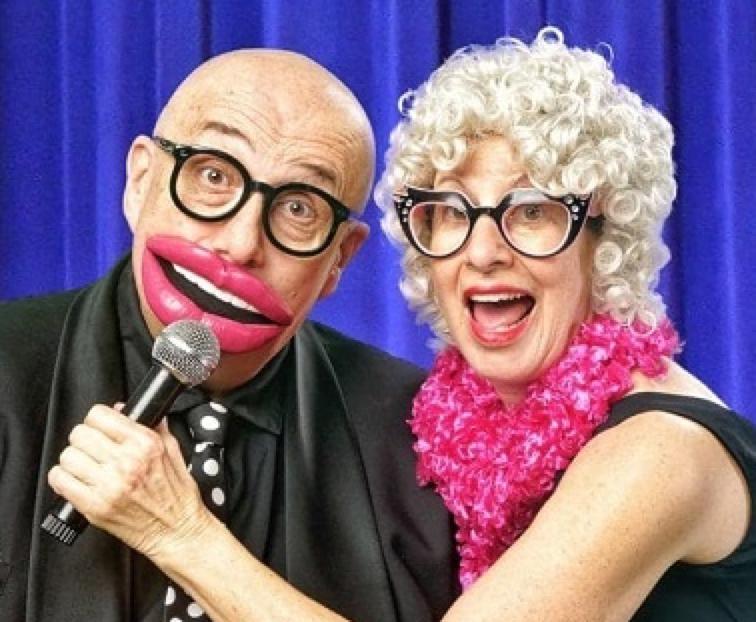 Steve and Ms Whoopsie
